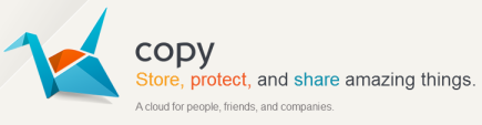 Review: Copy, a fantastic online storage and sync service