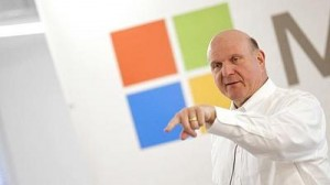 Steve Ballmer finally leaving Microsoft