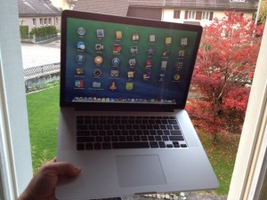 My first days with the MacBook Pro Retina (late 2013)