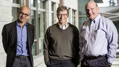 2015, the return of Microsoft?