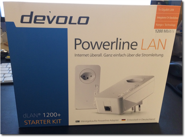 Review: Devolo dLAN 1200+, fast reliable powerline adapters