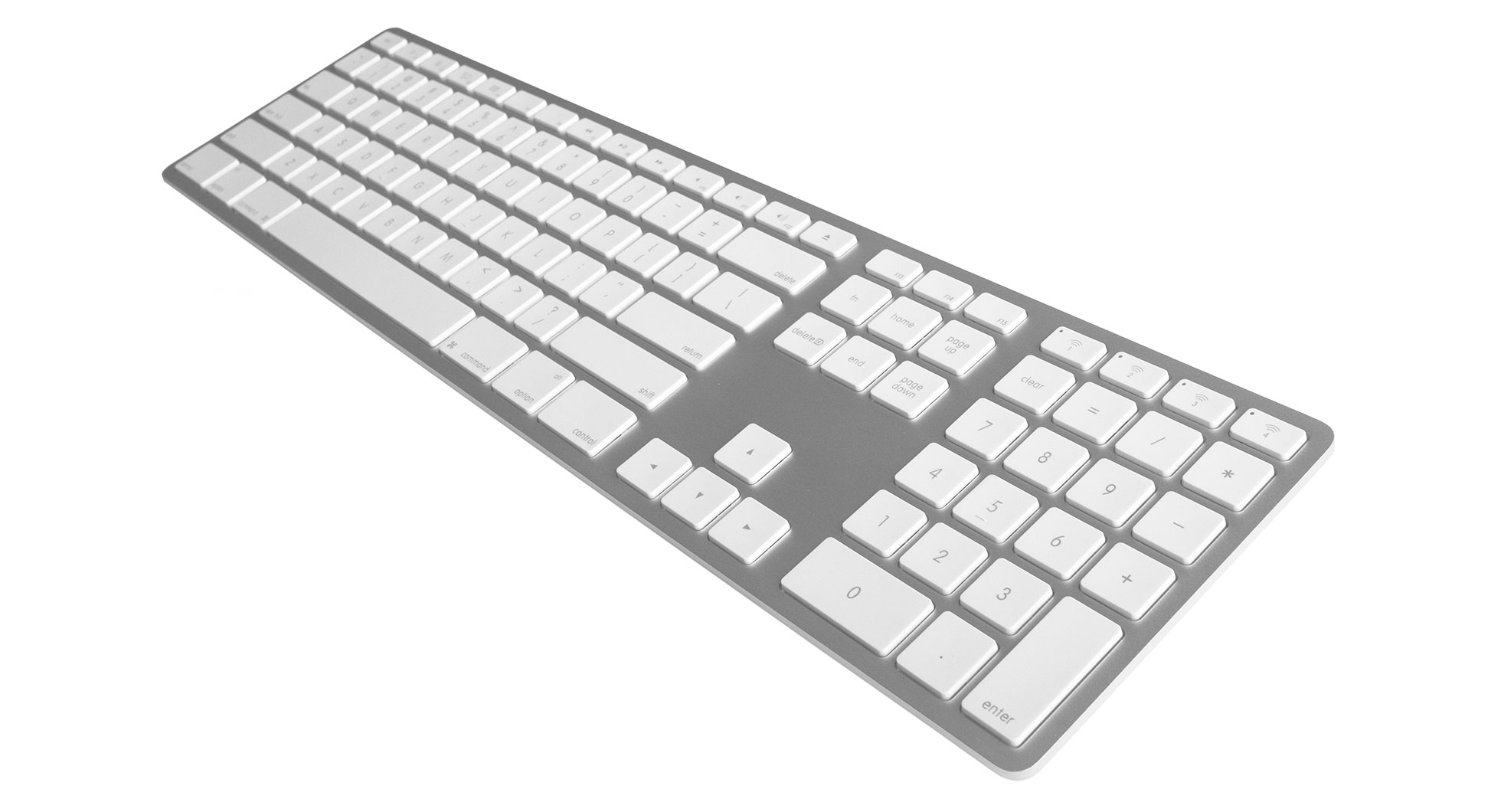 Matias Wireless Aluminum Keyboard review, a great concept but with quality issues