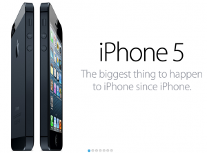 Disappointing? New iPhone 5 officially launched