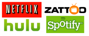 Watch Netflix, Spotify, Hulu, Zattoo and others from anywhere in the world