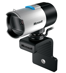 Microsoft LifeCam Studio webcam on Mac OS X