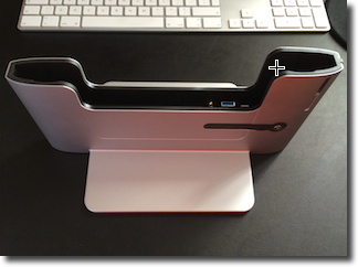 Review: Henge Docks Retina MacBookPro dock