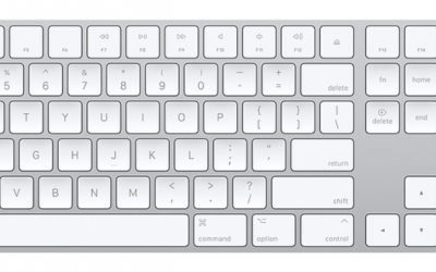 How to have Apple Wireless Keyboard volume keys (and others) work in Windows 10